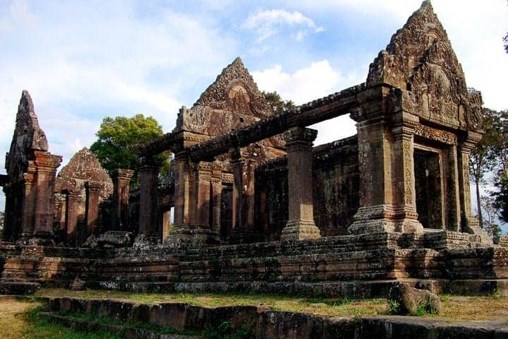Preah Vihear Temple Boasts the Best Views in Cambodia