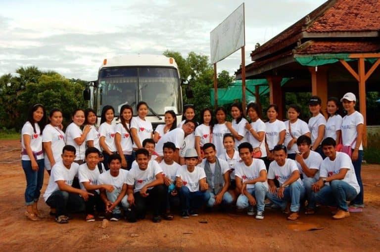 Navutu Dreams' Holiday in Sihanoukville