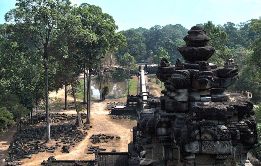 Unsolved: Why Ta Keo Temple Was Never Finished