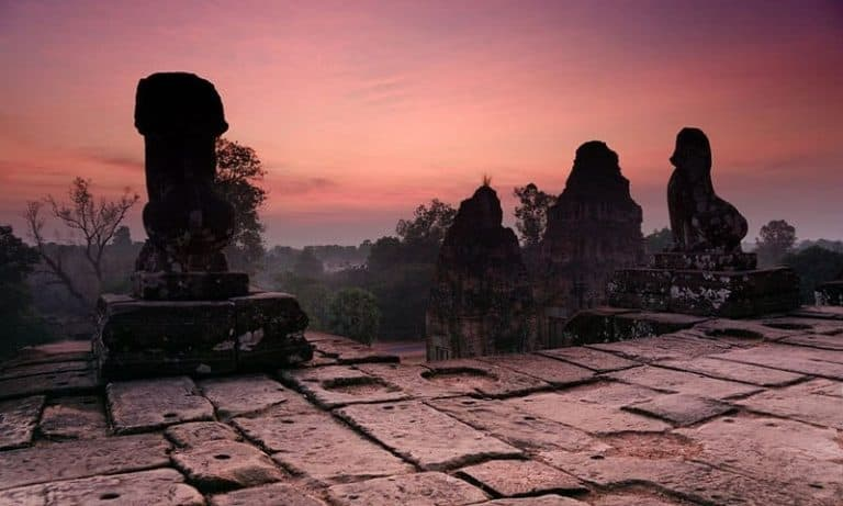 Mysteries of Pre Rup Temple