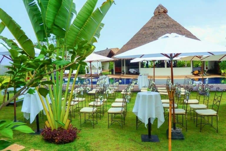 Destination Weddings at Navutu Dreams Resort