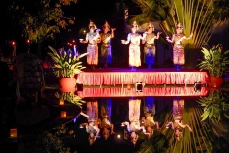 Apsara Dancing at Navutu Dreams