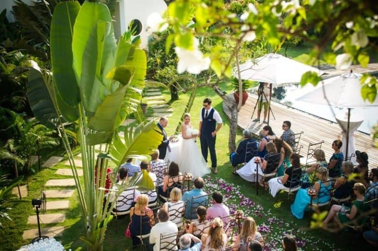 Destination Wedding at Navutu Dreams: Alex & Jake