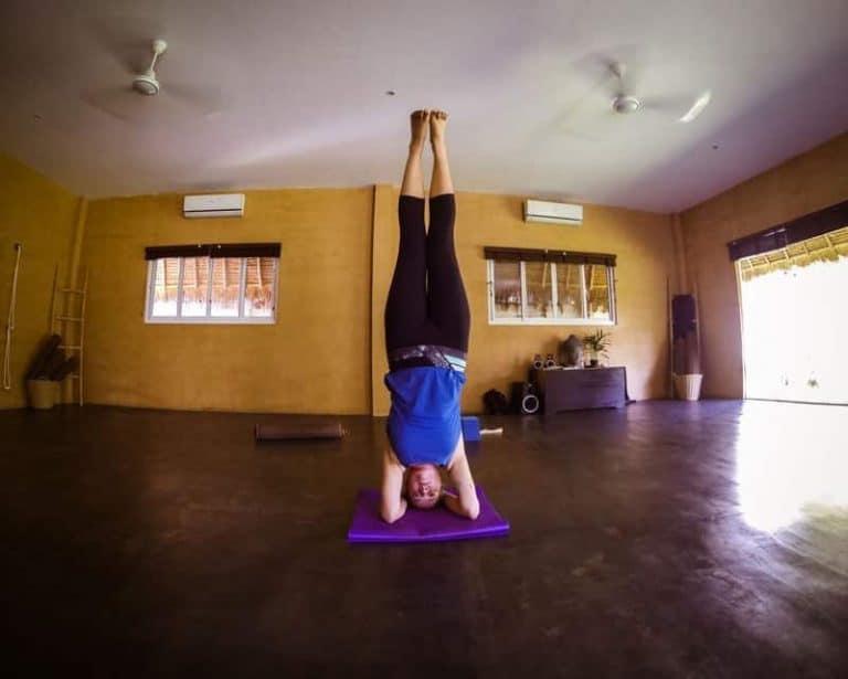 Meet Navutu Dreams' New Yoga Instructor