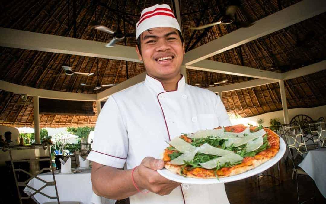 Spotlight: Bo Ran, Pizza Chef