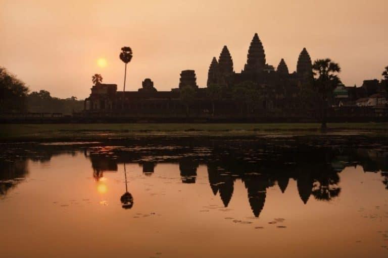 Paths of Wellness in Angkor Wat