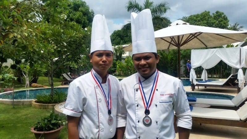 Navutu Dreams Wins Silver at the Siem Reap F&B and Hospitality Show 2015