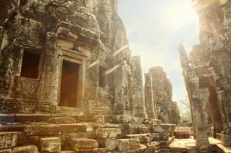 Siem Reap, A Rising Tourist Destination in Asia