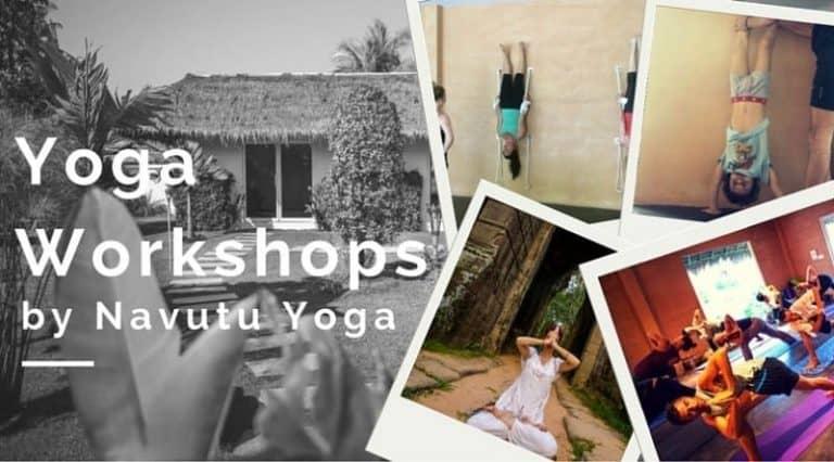 Yoga Workshops by Navutu Yoga