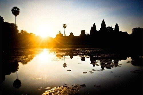 The Angkor Temples Top Lonely Planet's Ultimate Travel Destination List