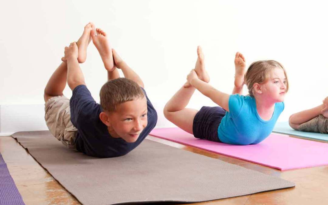 5 Reasons Why Yoga is Good For Kids
