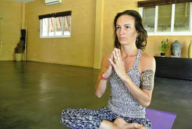 Interview with a Power Yogini: Meet Stephanie Berton | Navutu Dreams