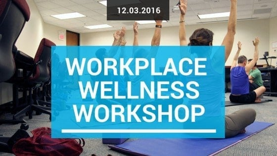 Workplace Wellness Workshop | Navutu Dreams Resort, Spa & Wellness Retreat