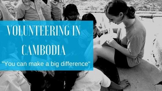 Volunteering in Cambodia | Cambodian Child's Dream Organization