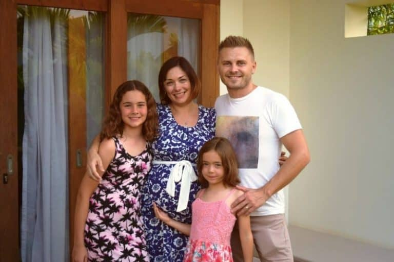 Interview With A Traveling Family | Navutu Dreams Resort & Wellness Retreat
