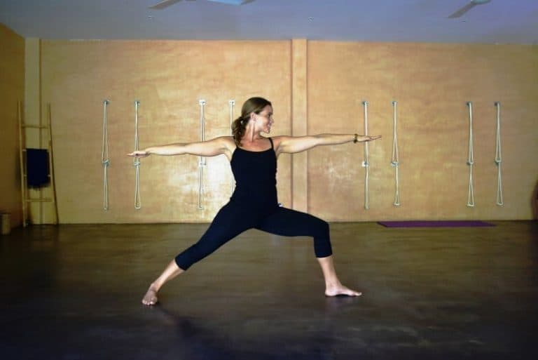 Meet Bianca, Navutu Dreams' Newest Member To The Team Of Yoga Instructors