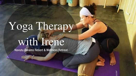 Yoga Therapy with Irene | Navutu Dreams Resort & Spa