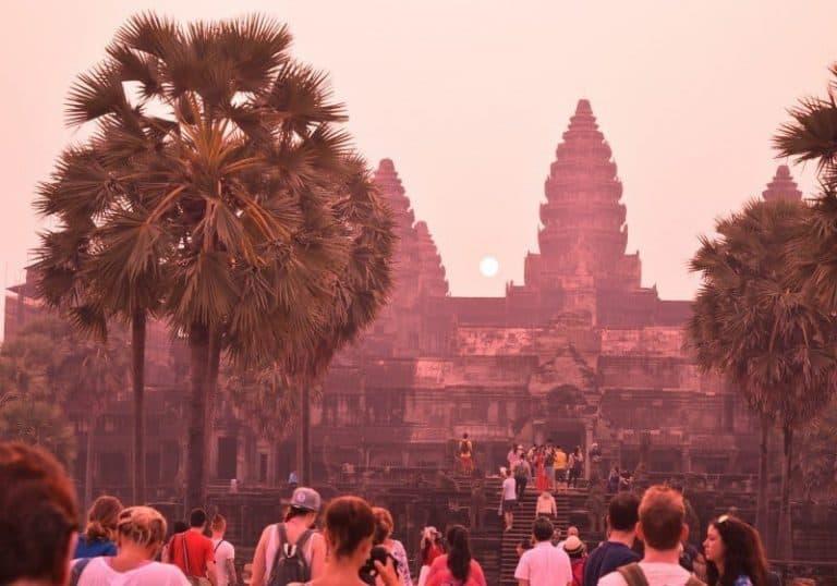 Cambodia: World's Best Tourism Destination 2016