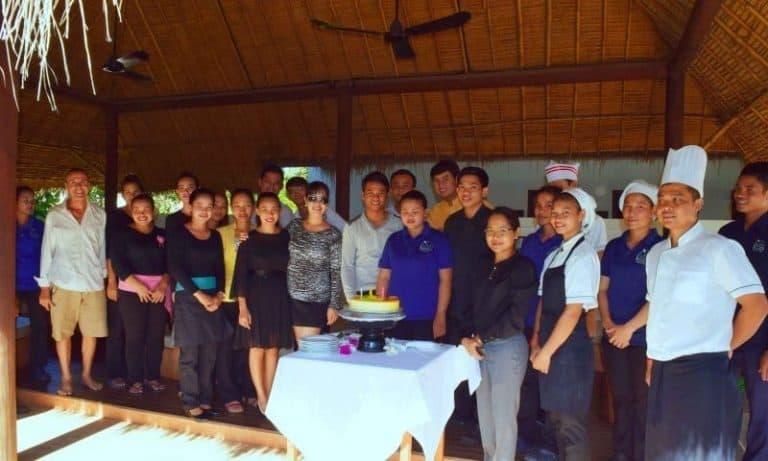 Staff Birthday Celebration | Navutu Dreams