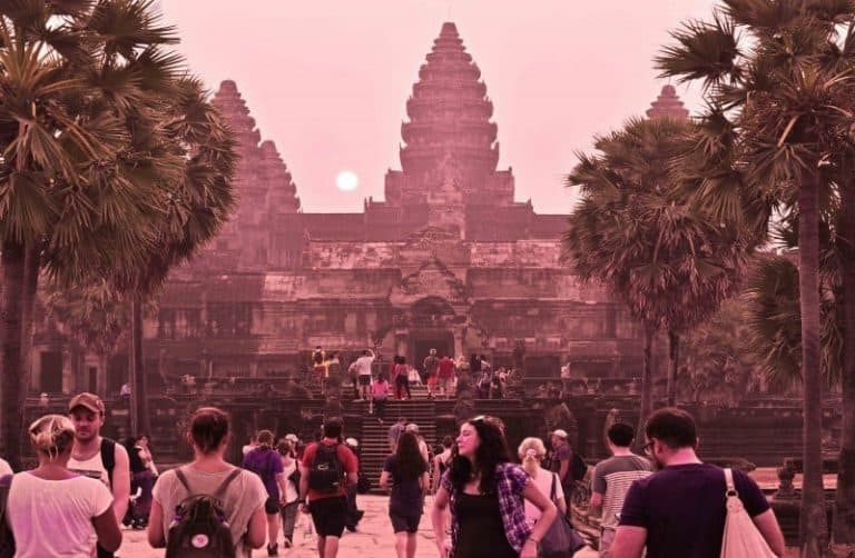 Angkor Wat Admission Fee to Double Next Year