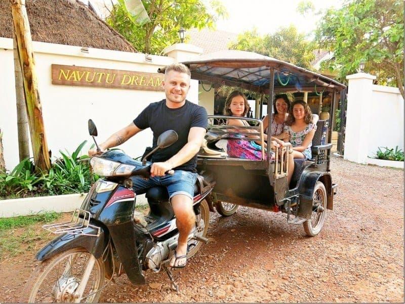 Family Activities in Siem Reap | Navutu Dreams Resort & Wellness Retreat