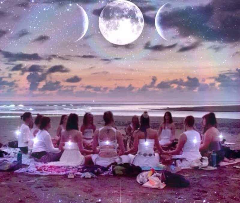 Full Moon Women's Circle | Navutu Dreams Resort & Wellness Retreat