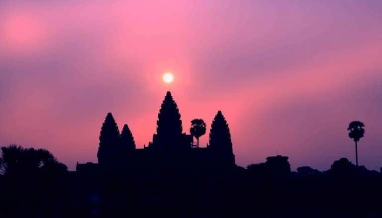 The First Sunrise of the Year at Angkor Wat | Navutu Dreams