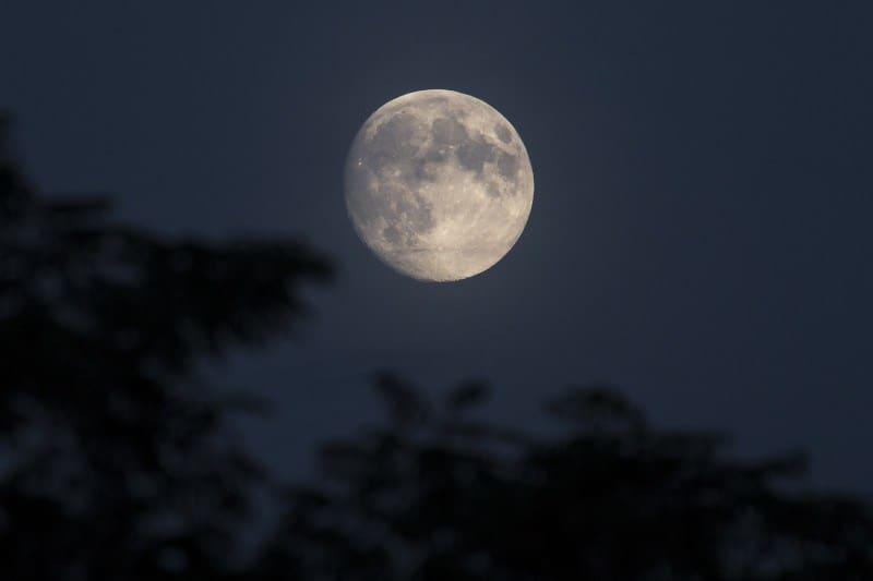 Supermoon in Siem Reap | Full Moon Women's Circle