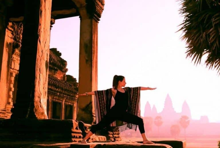 Spirituality in Siem Reap Many people who come to visit Siem Reap, especially to see the Angkor Wat temples experience a kind of elevated spirituality. Lots of people say that they can sense an energy about the place which is hard to explain and some may say it is