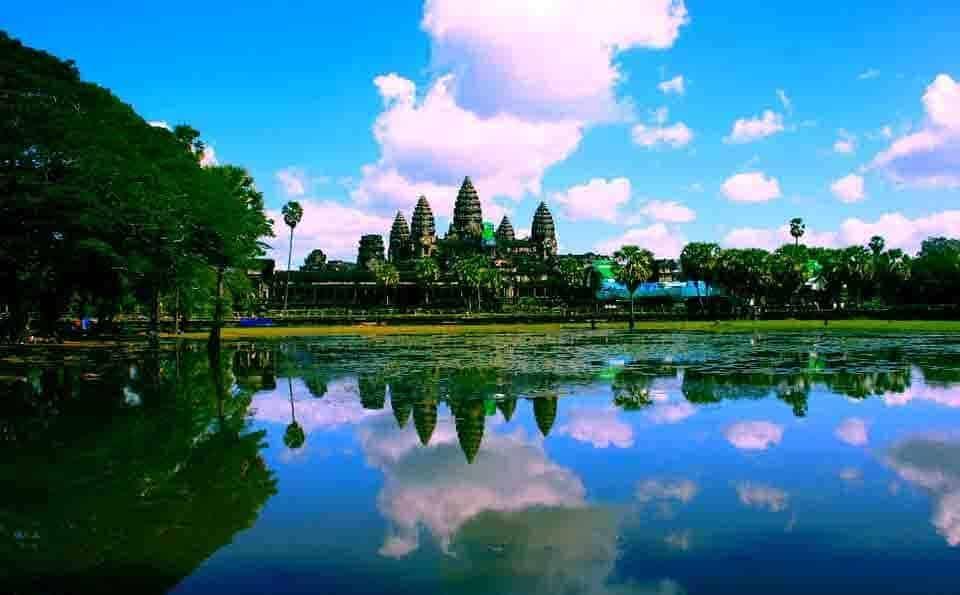 Discover Cambodia in the Green Season