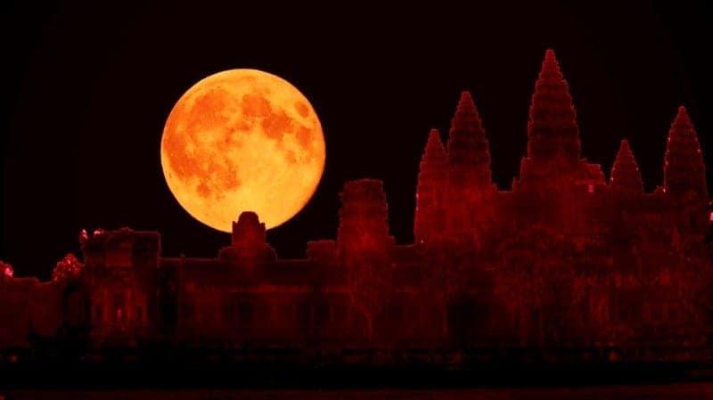 New Moon & Full Moon Mini-retreats by Navutu Dreams