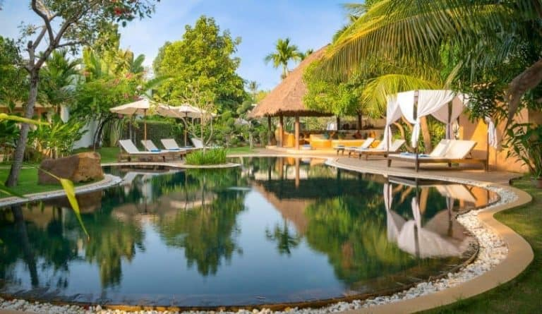 Cambodia Wellness Retreats at Navutu Dreams