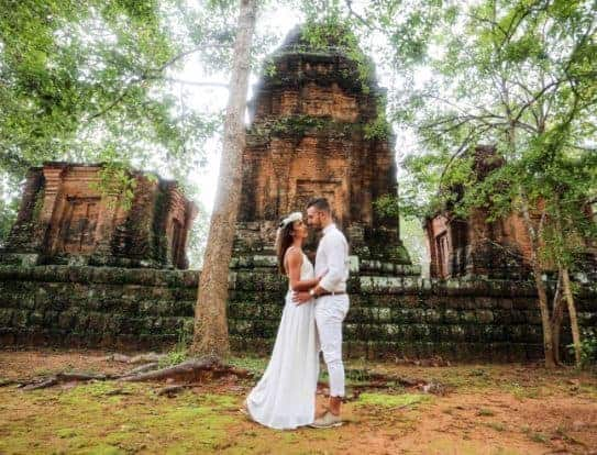 5 Siem Reap Honeymoon Retreat Ideas for the Romantic Couples