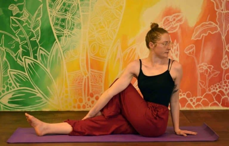 Interview with a Ryoho Yoga Practitioner & Therapist Meet Hannah Chapman
