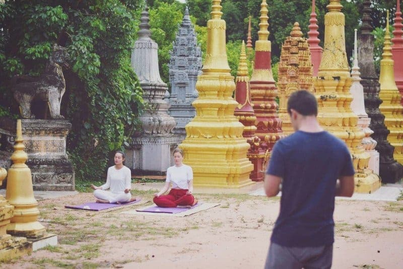 'Behind the Scenes' Video Shoot at Navutu Dreams Resort & Wellness Retreat
