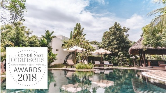 Condé Nast Johansens Awards for Excellence 2018