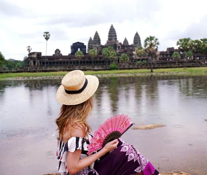 Solo Female Travel in Cambodia | Siem Reap as a Destination for the Solo Travelers