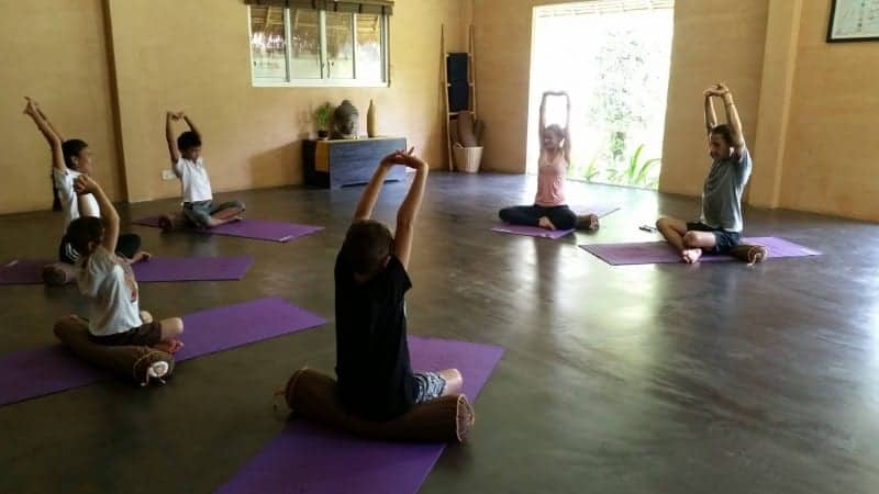 Top 5 Reasons Why Yoga is Good For Kids