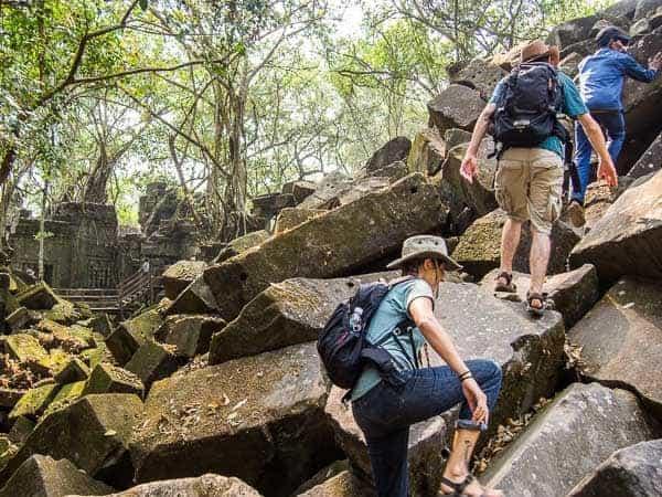 Beng Mealea temple guide