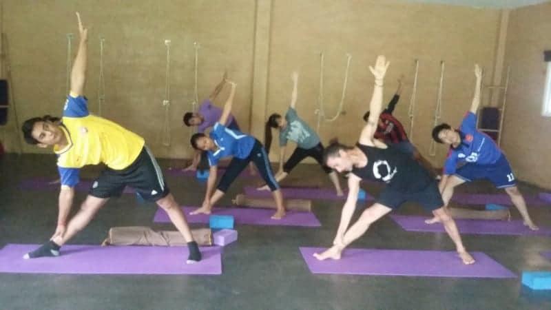 Raising Yoga Awareness