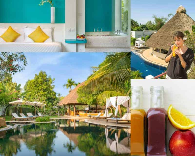 2018 Wellness Retreats @ Navutu Dreams Resort in Cambodia