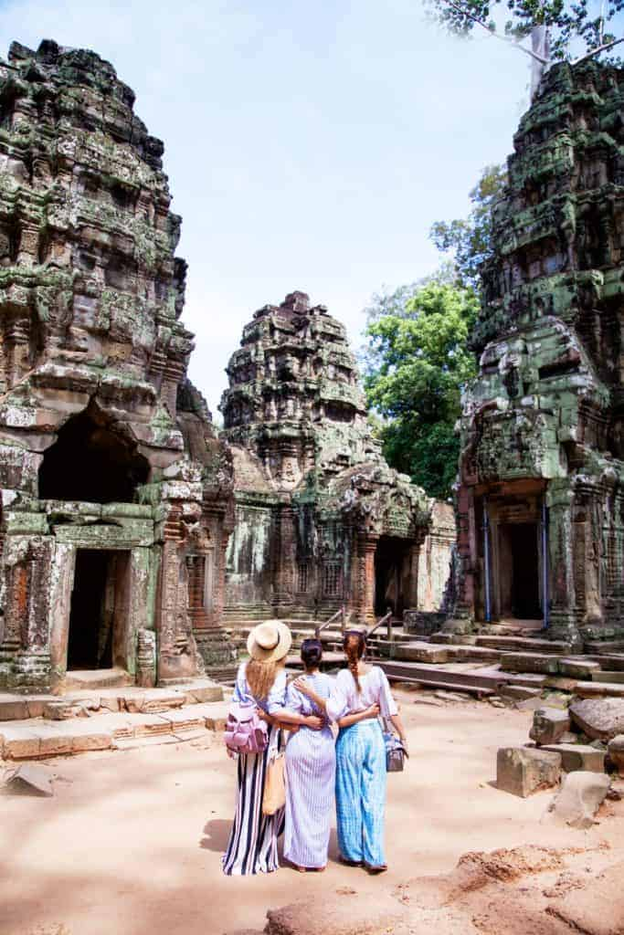 Solo Female Travel   Siem Reap, Angkor of Cambodia
