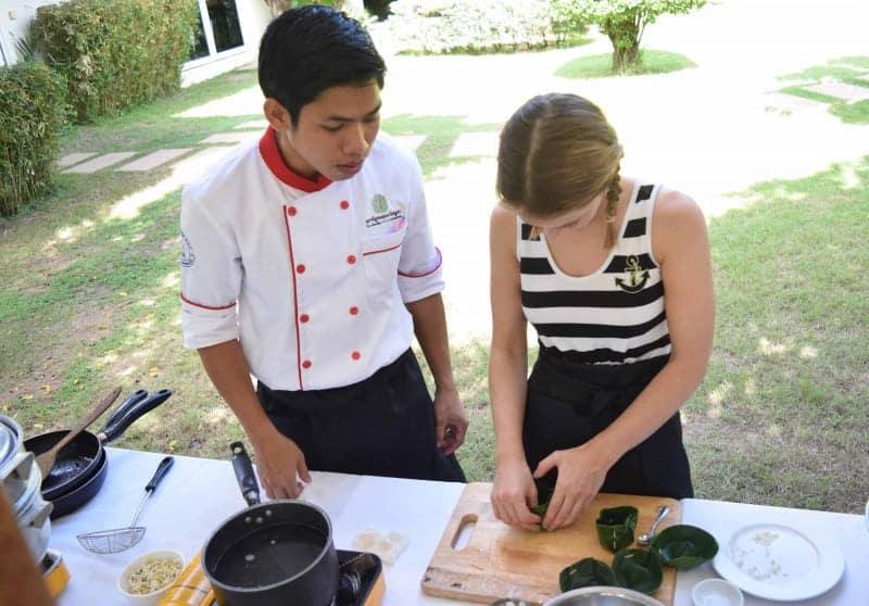 Khmer Food - Siem Reap Cooking Class
