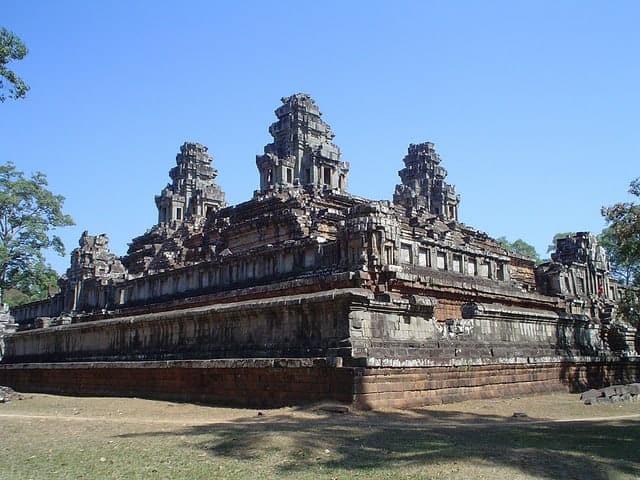 Ta Keo Temple View