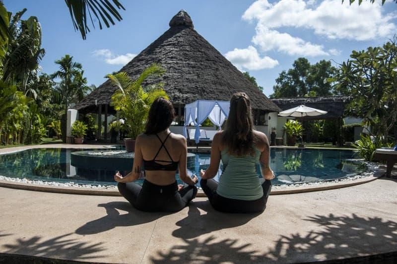 A rejuvenating Southeast Asia Yoga Retreat at Navutu Dreams in Siem Reap