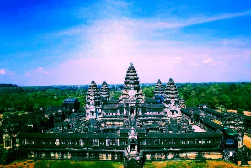 Spirituality in Siem Reap, Cambodia