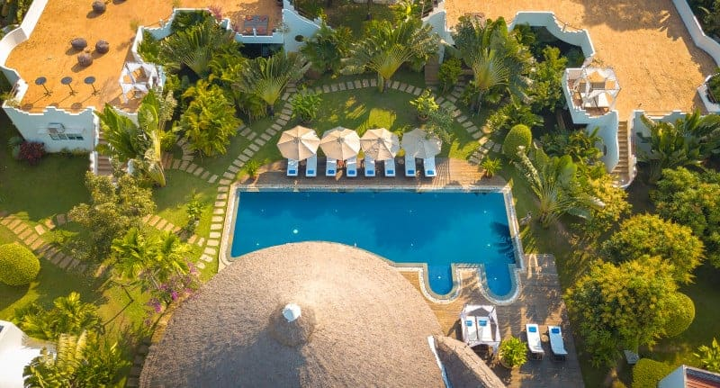 Cambodian Green Season Hotel Offer by Navutu Dreams Siem Reap Resort