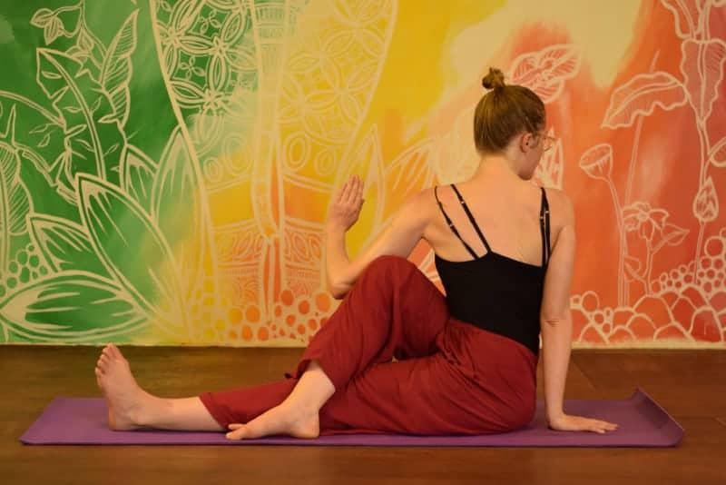 Ryoho Yoga - Hannah Chapman @ Navutu Dreams Resort & Wellness Retreat - Cambodia