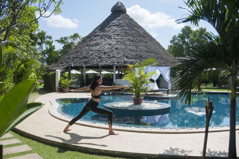Solo travel - Things to do in Siem Reap - Detox and Yoga