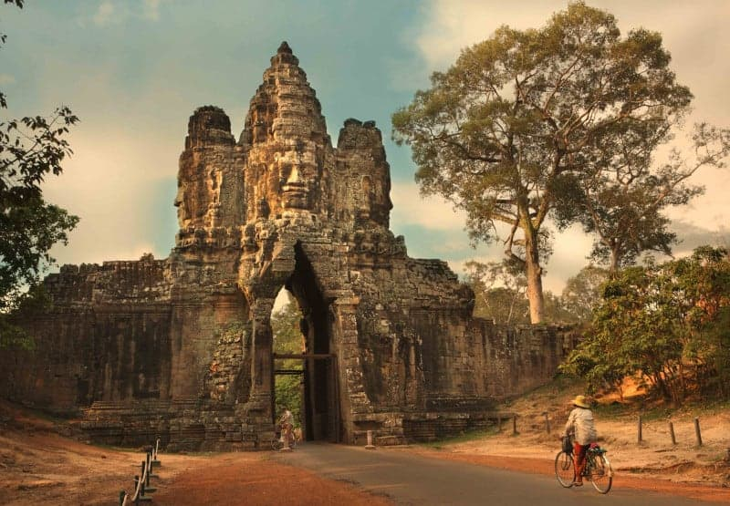 Cambodia in the Green Season